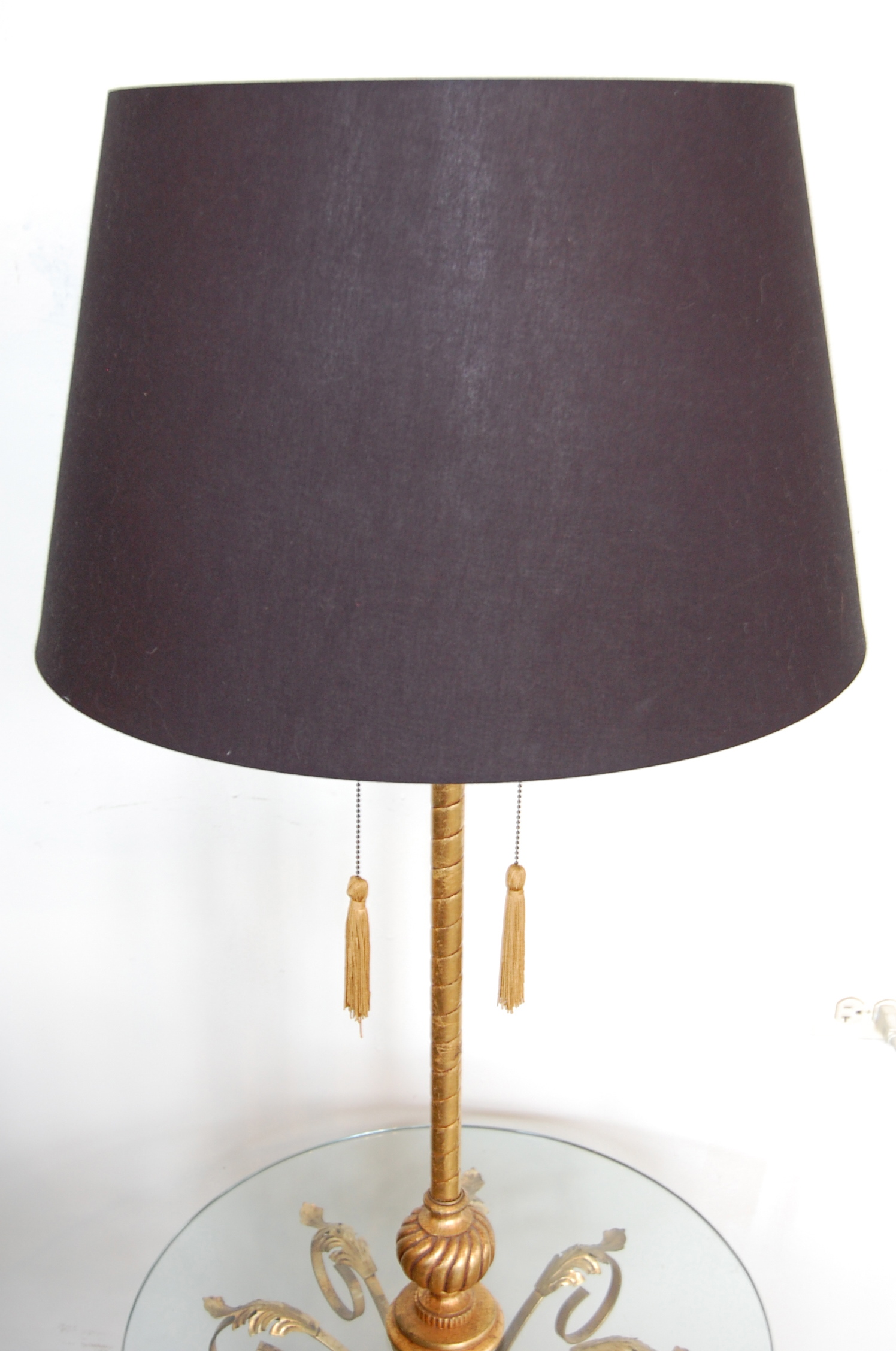 French Vintage Table Lamp