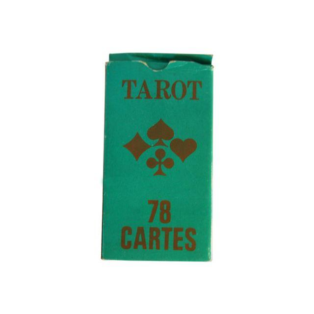 Deck of Vintage French Tarot Cards