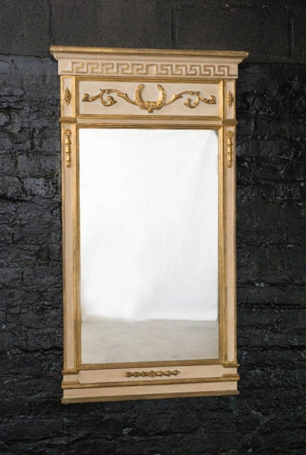 Neoclassical Gilt Trumeau Mirror The Savoy Flea