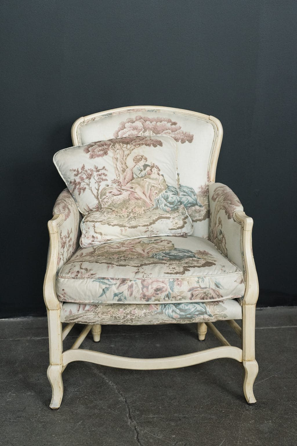 1940 S French Toile Bergere The Savoy Flea